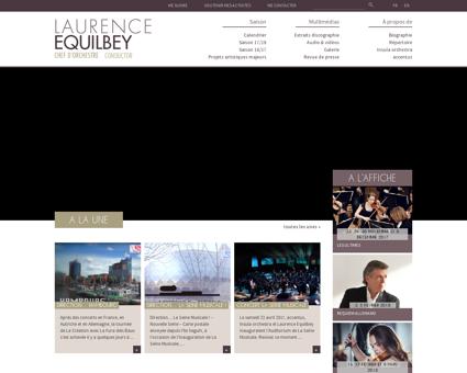laurenceequilbey.com Laurence
