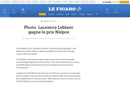 Laurence LEBLANC