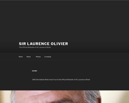 laurenceolivier.com Laurence
