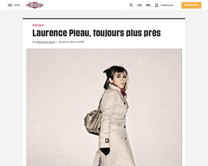 Laurence PIEAU