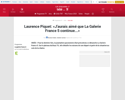 Laurence PIQUET