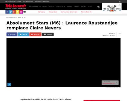Laurence ROUSTANDJEE