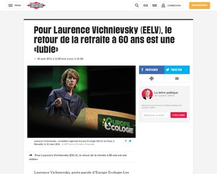 Laurence VICHNIEVSKY