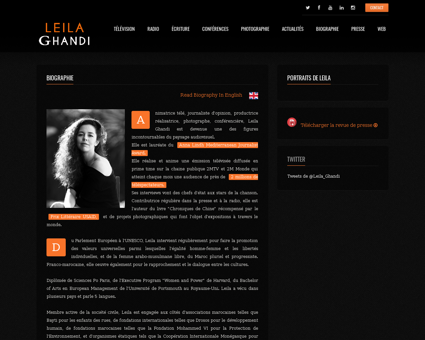 Leila GHANDI