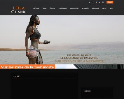 leilaghandi.com Leila