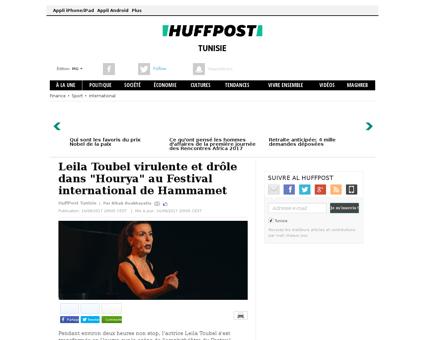 Leila TOUBEL