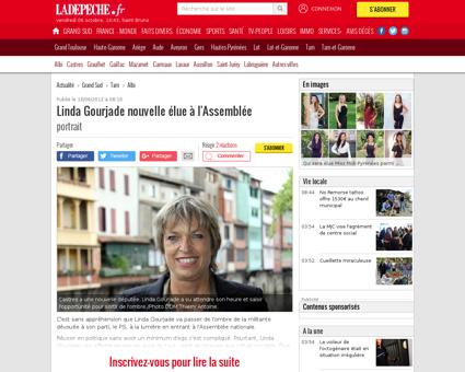 Linda GOURJADE