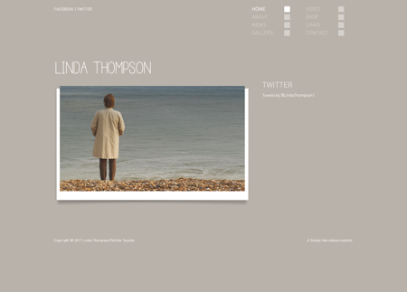 Lindathompsonmusic.com Linda