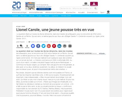 Lionel CAROLE