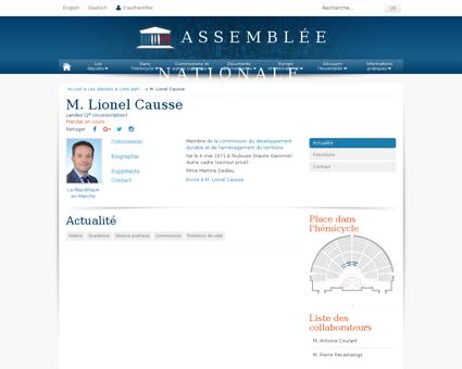 Lionel CAUSSE