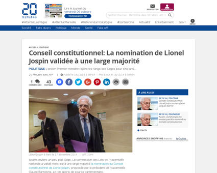 1503667 20141218 conseil constitutionnel Lionel