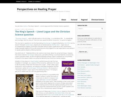 The king%E2%80%99s speech lionel logue a Lionel