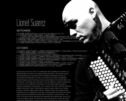 lionelsuarez.com Lionel