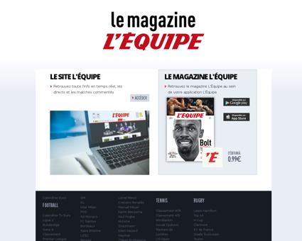 lequipemag.fr Lionel