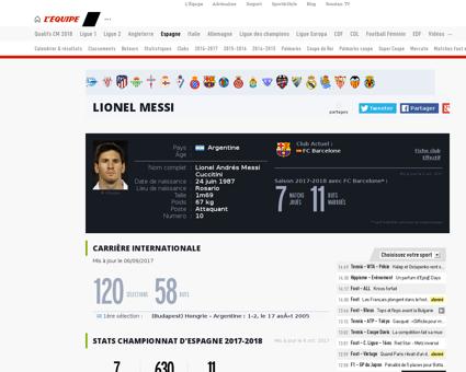 299394lequipe.fr Lionel