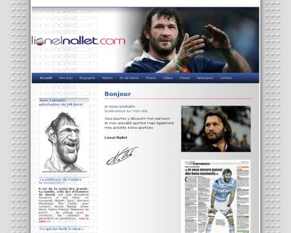 lionelnallet.com Lionel