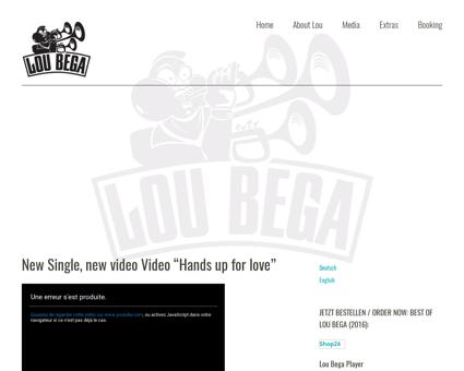 lou bega.com Lou