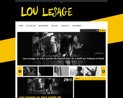 loulesage.com Lou