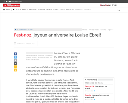 Louise EBREL