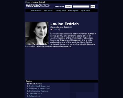 Louise erdrich Louise
