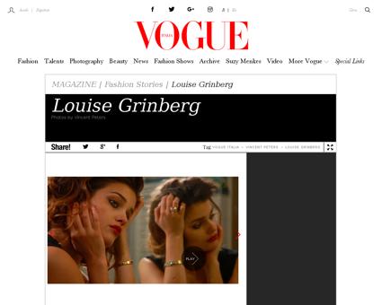 Louise GRINBERG