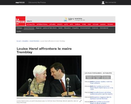 Louise HAREL