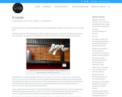A louise Louise