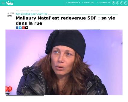 Mallaury NATAF