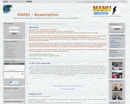 manuassociation.org Manu