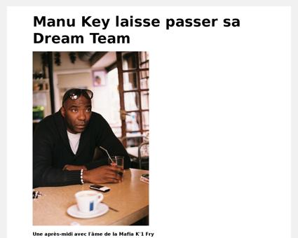 Manu KEY