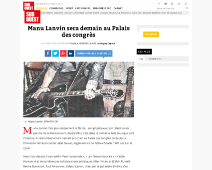 Manu LANVIN