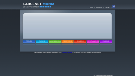 Larcenet.mania.free.fr Manu