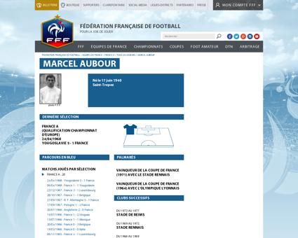 93 marcel aubour Marcel
