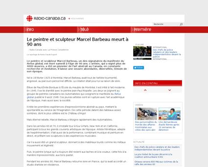 Marcel BARBEAU