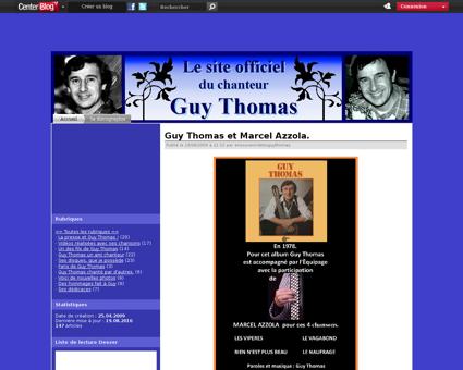 68 Guy Thomas et Marcel Azzola  Marcel