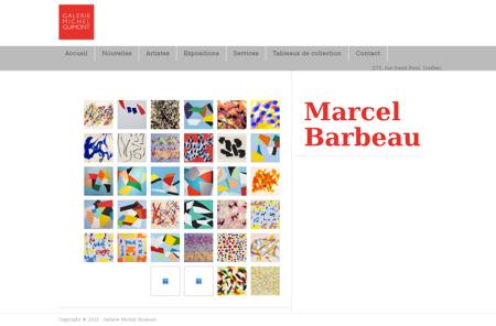 Barbeau, Marcel Marcel