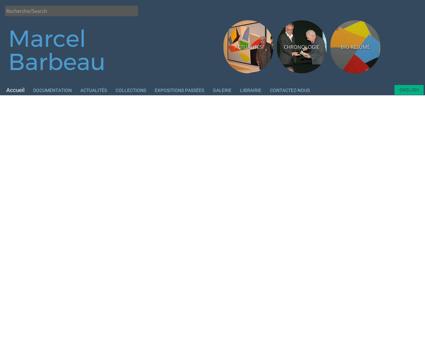 marcelbarbeau.com Marcel