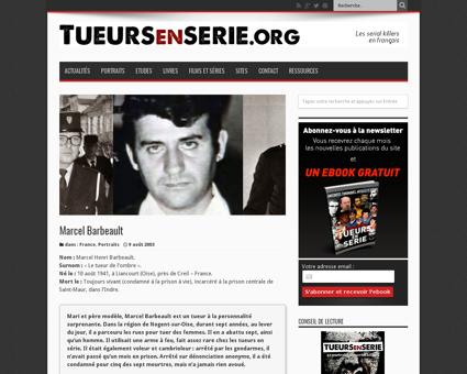 Marcel barbeault Marcel