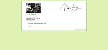 marceldadi.com Marcel