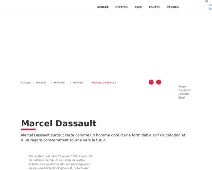 Le talisman Marcel