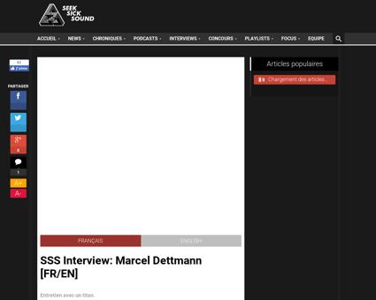 Sss interview marcel dettmann Marcel