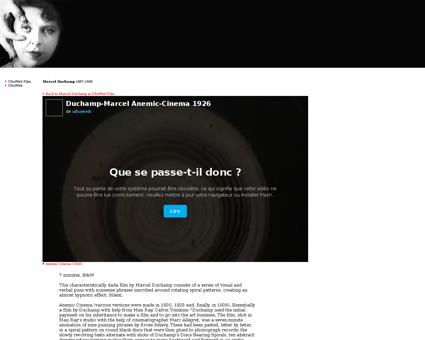Duchamp forschungszentrum Marcel