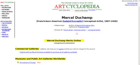 Duchamp marcel Marcel