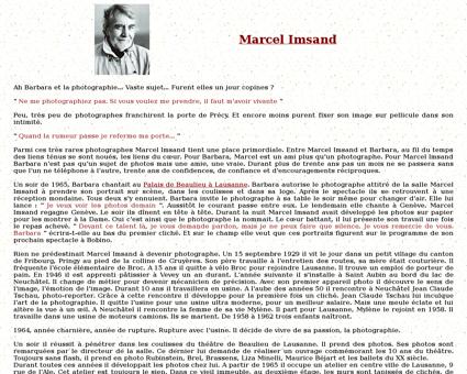 Marcel imsand Marcel