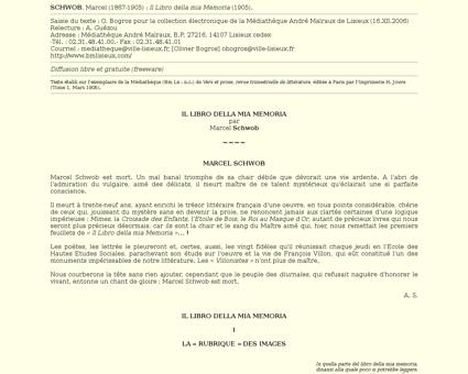 Histoire de Monelle M Schwob.mp3 Marcel