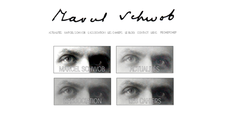 marcel schwob.org Marcel