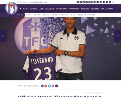 Marcel TISSERAND
