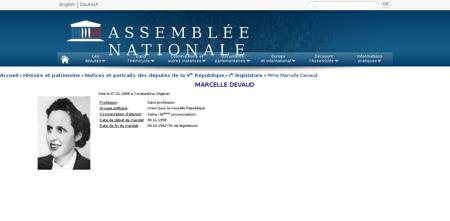 Devaud marcelle 07011908  Marcelle