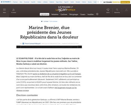 Marine BRENIER