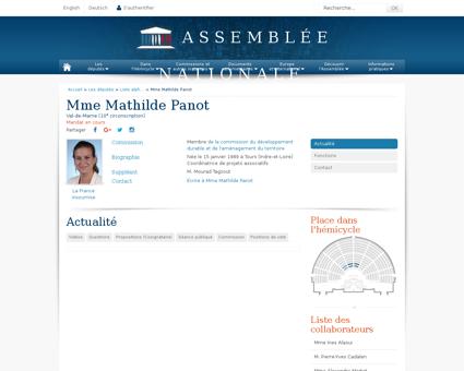 OMC PA720892 Mathilde